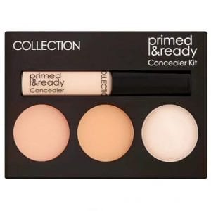 Collection Primed & Ready Concealer Kit - Nudes 1