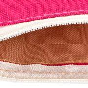Hot-Pink Makeup Bag 3
