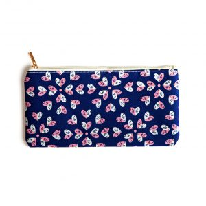 Sweet Heart Makeup Bag