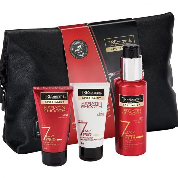 tresemme 7 day smooth 4pcs