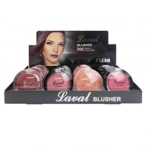 Laval Cream Blusher TRAY