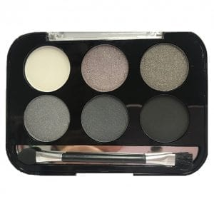 Laval Eyeshadow Palette NEW - Black