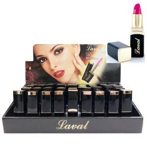 Laval Long Lasting Classic Lipsticks TRAY - 3