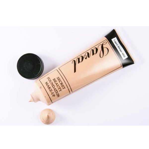 Laval Secret Beauty Foundation - 602 Light Beige