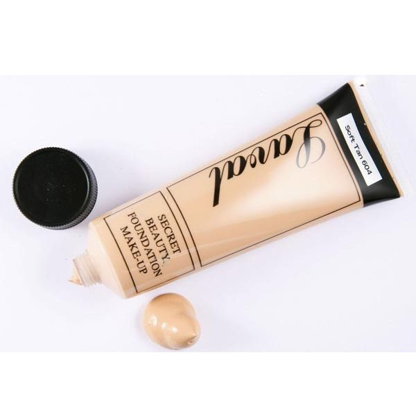 Laval Secret Beauty Foundation - 604 Soft Tan