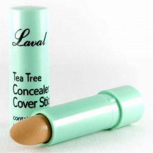 Laval Tea Tree Oil Concealer Cover Stick - Dark