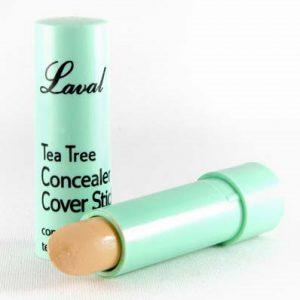 Laval Tea Tree Oil Concealer Cover Stick - Medium