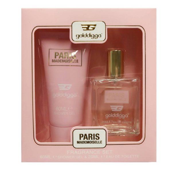 Golddigga Paris Pink Duo