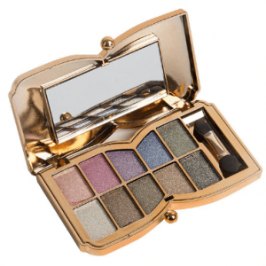 Lameila 10 Colours Eyeshadow 1