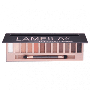 Lameila 12 Colours Eyeshadow Palette 01