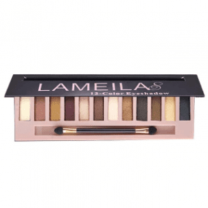 Lameila 12 Colours Eyeshadow Palette 02