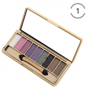 Lameila 9 Colours Eyeshadow 01