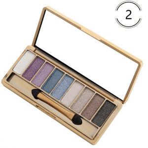 Lameila 9 Colours Eyeshadow 02