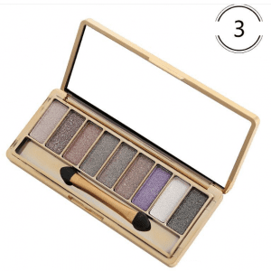 Lameila 9 Colours Eyeshadow 03