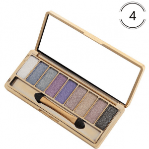 Lameila 9 Colours Eyeshadow 04