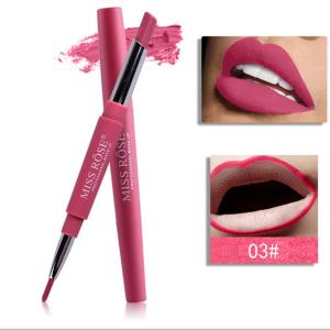 Miss Rose 2 in 1 Lipstick Lipliner 03