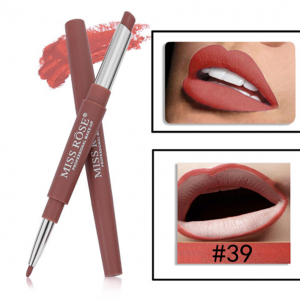Miss Rose 2 in 1 Lipstick Lipliner 39
