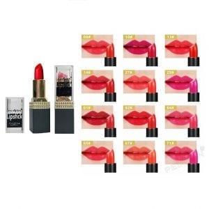 PeiFen Bright Lipstick 12 shades