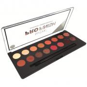 Technic Pro Finish Eyeshadow Palette - Molten Lava 1