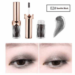 YanQiNa High Shine Sparkle Liquid Eyeshadow - #02