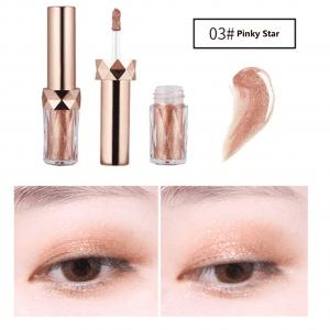 YanQiNa High Shine Sparkle Liquid Eyeshadow - #03