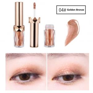 YanQiNa High Shine Sparkle Liquid Eyeshadow - #04
