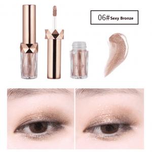YanQiNa High Shine Sparkle Liquid Eyeshadow - #06