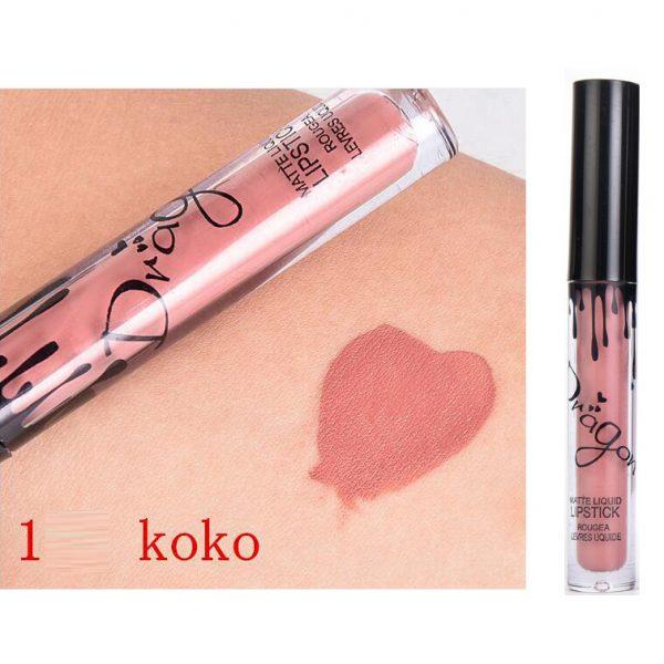 Dragon Liquid Lipstick - 01