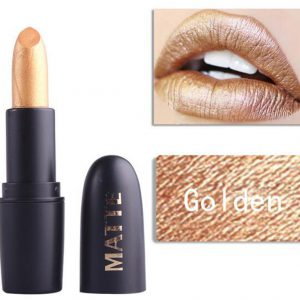Miss Rose Lipstick - Golden
