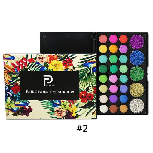 PopFeel 29 Colours Eyeshadow 2