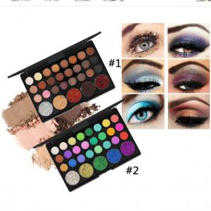 PopFeel 29 Colours Eyeshadow.
