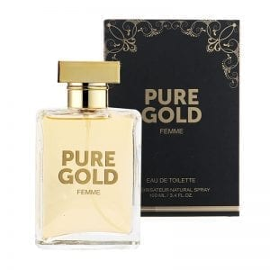 Pure Gold Femme 1
