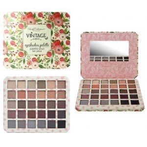 Body Collection Vintage Eyeshadow Palette 3