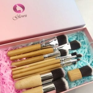 Boxed 11pcs Bamboo 2