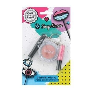 Chit Chat Cosmetics Keyring