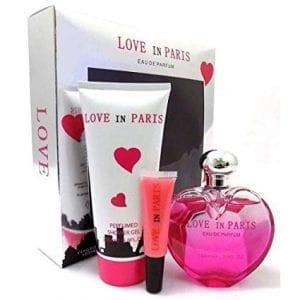 Love in Paris Set
