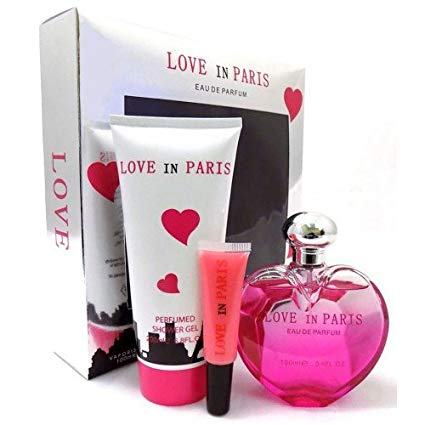 Love in Paris Set