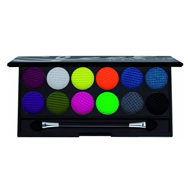 Sleek i-Divine Eyeshadow Palette - Acid