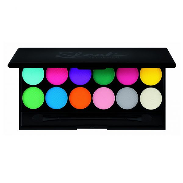 Sleek i-Divine Eyeshadow Palette - Ultra Matte V1 Brights