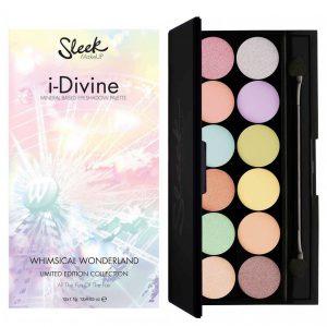 Sleek i-Divine Eyeshadow Palette - Whimsical Wonderland All the Fun of the Fair