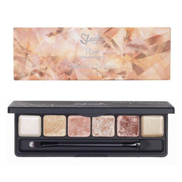 Sleek i-Lust Diamonds In The Rough Eye Shadow Palette 2