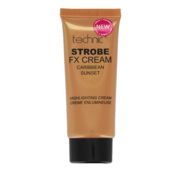 Techic Strobe FX Highlighting Cream - Caribbean Sunset