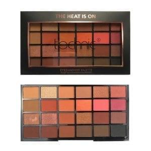 Technic 24 Eyeshadow - The Heat Is On 4