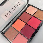 Technic 8 Colours Blush & Highlight Palette - Jungle Fever 2