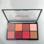 Technic 8 Colours Blush & Highlight Palette - Jungle Fever 3