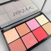 Technic Blush & Highlight Palette - Tropical Paradise 3