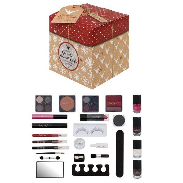 Technic Cosmetic Cube Advent Calendar 4