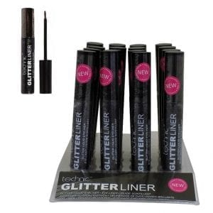 Technic Glitter Eyeliner BLACK TRAY