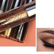 Technic The Glitz Liquid Glitter Eyeshadow - Copper 2