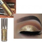 Technic The Glitz Liquid Glitter Eyeshadow - Gold 1